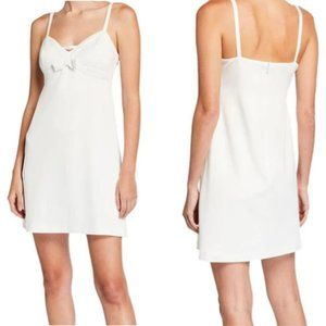Betsy Johnson Techno Knit Sleeveless Bow Dress 6